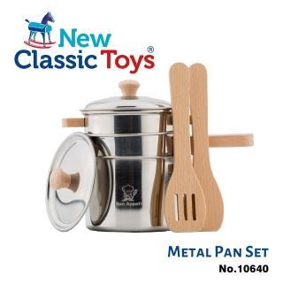 【New Classic Toys】夢想主廚鍋具套件組(10640)