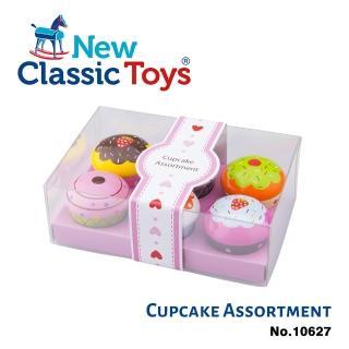 【New Classic Toys】蜜糖甜心杯子蛋糕(10627)