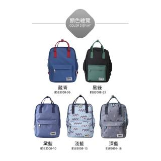 【BLACK SEAL】聯名8848系列-多隔層休閒後背包(多色任選 BS83008)