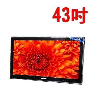【台灣製 43吋】高透光 液晶螢幕 電視護目防撞保護鏡(Samsung  三星 系列一  新規格)