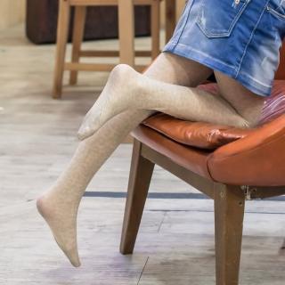 【公主童襪】超細纖維黃色豹紋兒童褲襪(0-5歲)