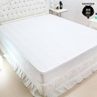 【顛覆設計】超舒適二線獨立筒床墊(雙人5尺)