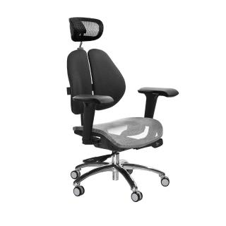 【GXG 吉加吉】高雙背網座 工學椅  4D升降扶手(TW-2806 LUA3)