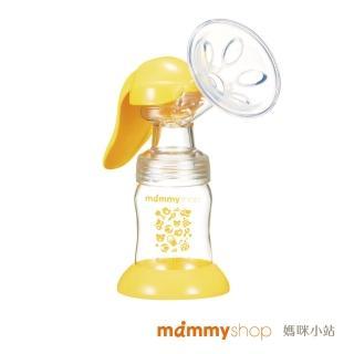 【mammyshop 媽咪小站】母感紓壓手動吸乳器