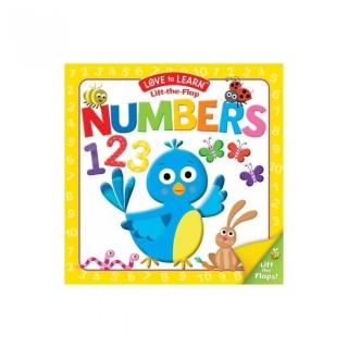 LIFT THE FLAP : NUMBERS
