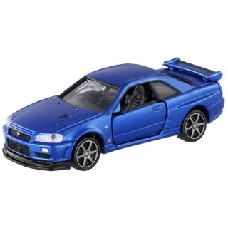 【TOMICA】PREMIUM 11 日產SKYLINE GT-R(小汽車)
