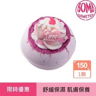 【Bomb Cosmetics】炸彈泡澡沐浴球FellInLoveWithASwirlBathBlaster160g愛的旋流(精油、香氛、手工、滋潤)