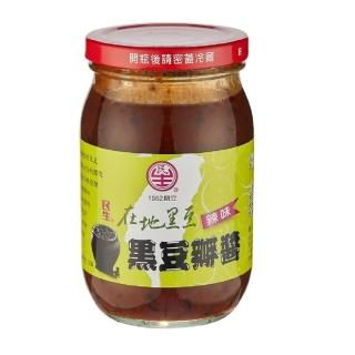 【民生】民生在地黑豆辣味黑豆瓣醬460g(黑豆瓣醬)