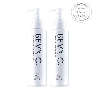 【BEVY C.】4.0大改版─妝前保濕輕潤組(化妝水+修護乳加量版)