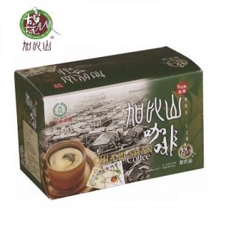【古坑農會】加比山二合一即溶咖啡(216g-12g/18包/盒)