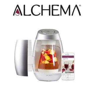 雙11限定【美國ALCHEMA】聰明智慧自動釀酒機-趣味手機App系統(11包酵母+2材料包)