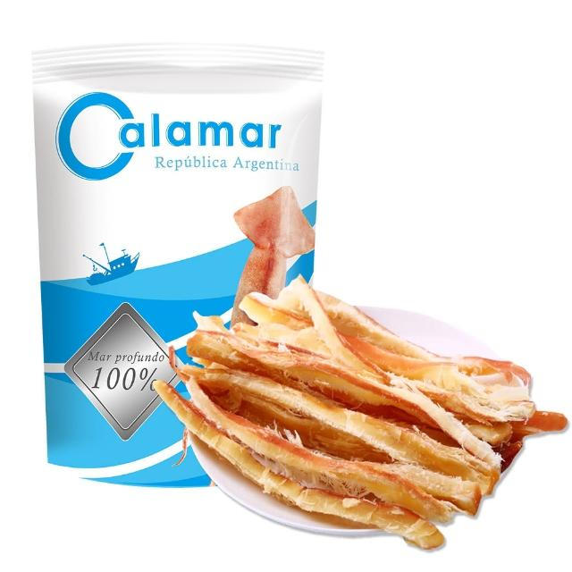 阿根廷野生手撕蜜汁魷魚條