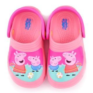 【童鞋城堡】佩佩喬治花園鞋 粉紅豬小妹(PG0013-粉)