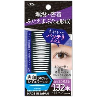 【BN】新完美雙眼皮貼PWN-4(雙面透明 常規型25mm幅 附調整棒)