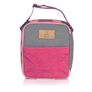 【TWELVElittle】COURAGE 美國超輕量防潑水保冷袋 保溫袋 保鮮袋 餐盒袋 便當袋(果粉灰)