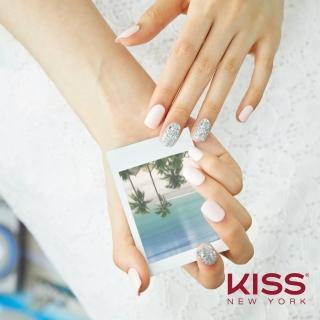 【KISS New York】Press&Go指甲貼片(粉樣癮誘 KPNS06K)
