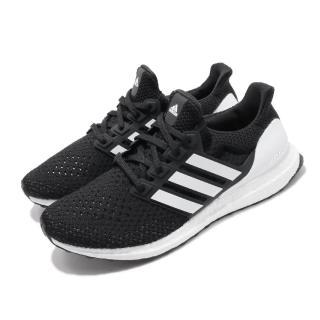 【adidas 愛迪達】慢跑鞋 UltraBOOST Clima U 男鞋 愛迪達 路跑 避震 透氣 運動 健身 黑 白(EG8076)