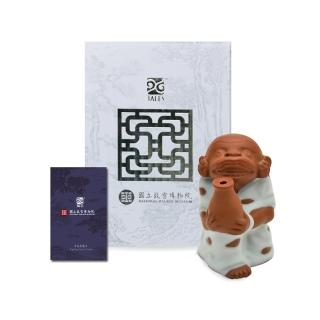 【TALES 神話言】典藏故宮-神猴.沏茶趣-神猴茶寵(文創 禮品 禮物 收藏)