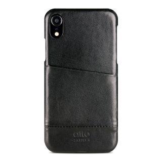 【alto 奧沰】iPhone XR 6.1吋皮革保護殼 Metro - 渡鴉黑(iPhone 保護殼)