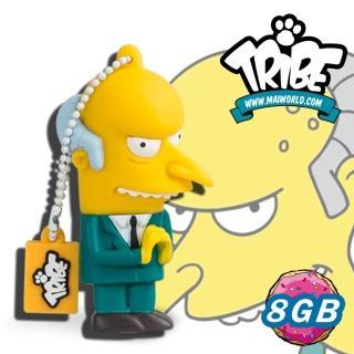 【TRIBE】辛普森一家 8GB 隨身碟 - 鍋董(辛普森)