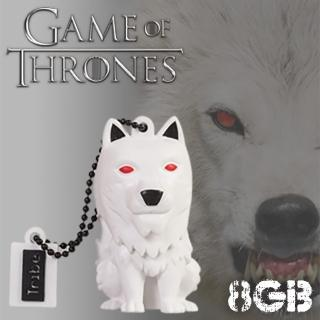 【TRIBE】冰與火之歌 Game of Thrones 8GB隨身碟-狼(Game of Thrones)