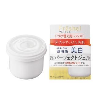【FRESHEL 膚蕊】深層涵水保濕凝膠補充瓶(美白)
