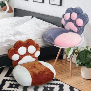 【TRP】可愛貓掌坐靠墊(兩款任選)