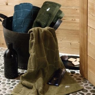 【皇室羽毛工房】法國LACOSTE-ALLIGATOR毛巾 40*65cm