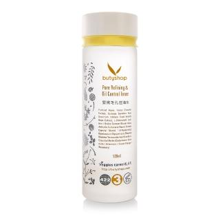 【butyshop 沛莉】緊緻毛孔控油水 Pore Refining&Oil Control-120ml(抗痘抑油)