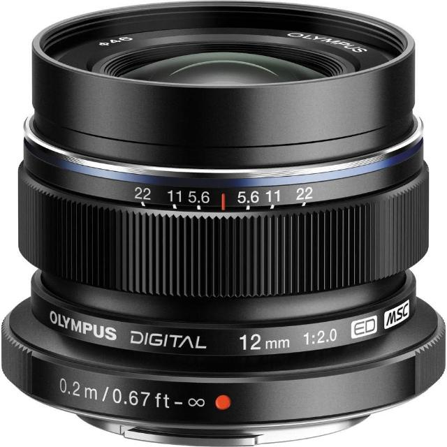 【OLYMPUS】M.ZUIKO DIGITAL ED 12mm F2.0(公司貨)