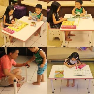 【C&B】創意小天才小童遊戲成長桌(90x60cm)