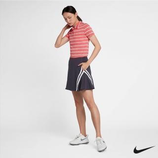 【NIKE 耐吉】Nike Dri-FIT UV Cheyenne Woods 女子高爾夫短裙 AV3667-015