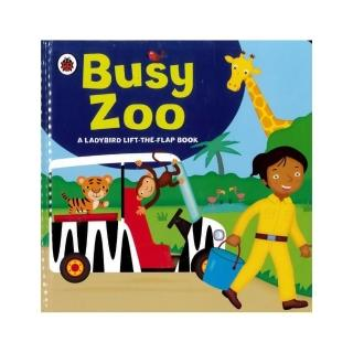 Busy Zoo-Ladybird lift-t