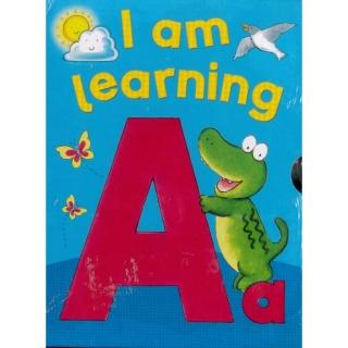 I Am Learning Set Of 3 B
