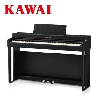 【KAWAI 河合】CN29 88鍵數位電鋼琴 黑色木紋款(原廠公司貨 商品原廠保固一年)