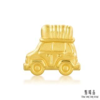 【點睛品】Charme 帶我去旅行-露營車 黃金串珠