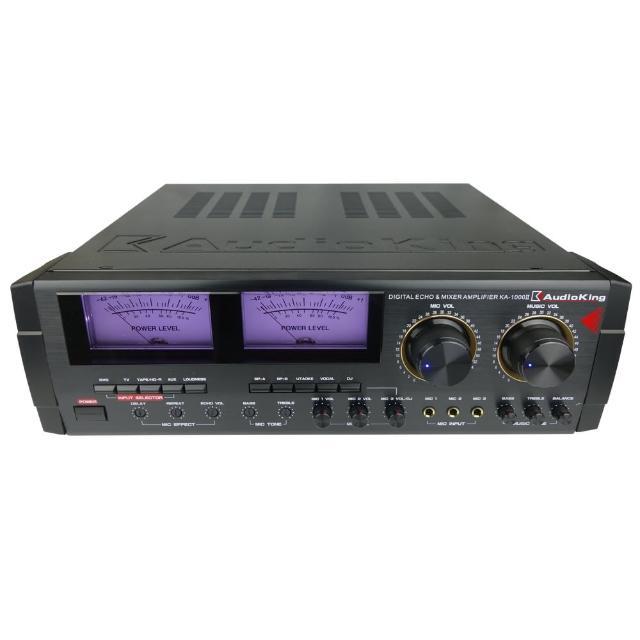 【Audio King】KA-1000II(專業級卡拉OK擴大機)