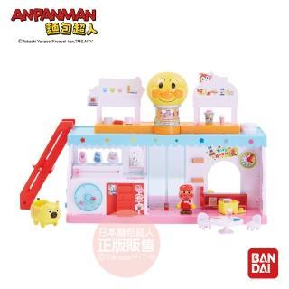 【ANPANMAN 麵包超人】麵包小鎮! 歡迎光臨我的大型購物商場(3歲-)