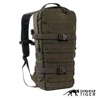 【Tasmanian Tiger】Essential Pack MK II 9公升 戰術背包 橄欖綠(TT7594-331)