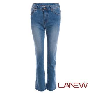 【La new】超彈力中腰九分時尚牛仔褲(女71602898)