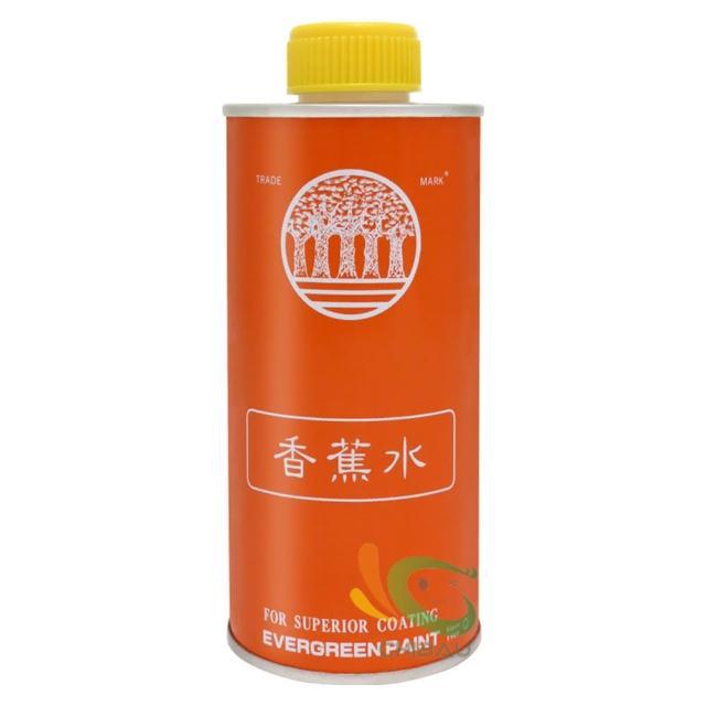 香蕉水(0.5公斤裝)(溶劑/稀釋劑/調薄劑)/
