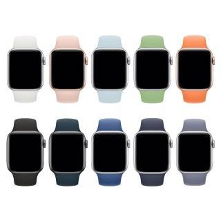 【LUCCIDA】Apple Watch 運動矽膠錶帶