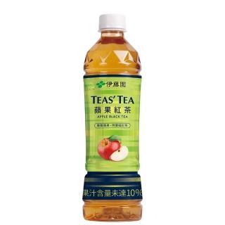 【伊藤園】TEAS TEA 蘋果紅茶535mlx24入/箱