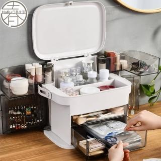 多功能飾品開門收納箱(收納盒