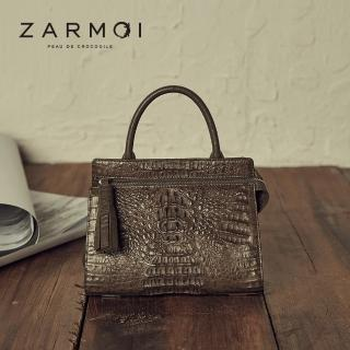 ZARMOI珍稀鱷魚皮手提包年度限定檔