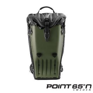 【POINT 65°N】Boblbee GTX 25L 馳聘無界旗鑑硬殼包 - 頂級背墊(霧面軍綠)