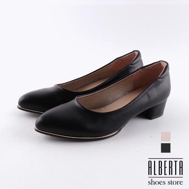 【Alberta】跟鞋-MIT台灣製