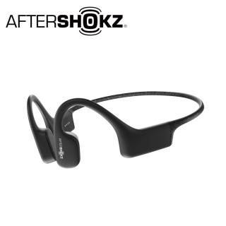 【AFTERSHOKZ】XTRAINERZ AS700骨傳導MP3運動耳機(曜石黑)