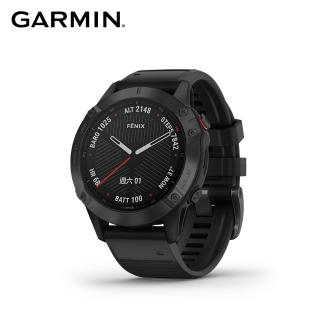 【GARMIN】Fenix 6 進階複合式運動GPS腕錶