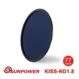 【SUNPOWER】KISS ND1.8 磁吸式鏡片(77mm)